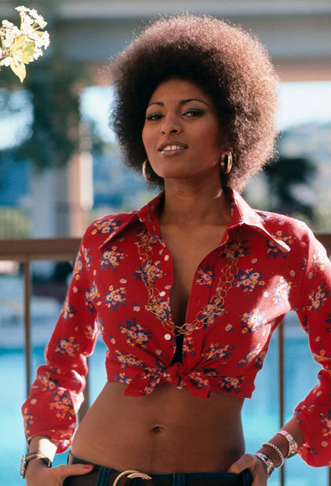 Pam Grier Is 65 Today Join Us In Wishing Her A Happy -9010