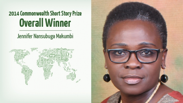 Jennifer Makumbi: Winner of the 2014 Commonwealth Short Story Prize
