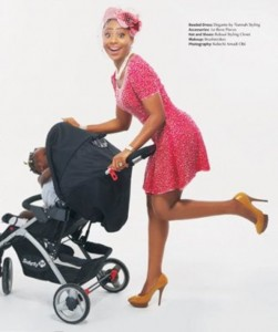 Dakore-Akande-Motherhood-