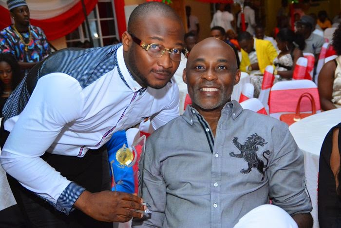Delta State Entertainment Awards  Dave Ogbeni and RMD