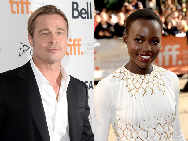 Lupita and Brad Pitt to produce version of Americannah