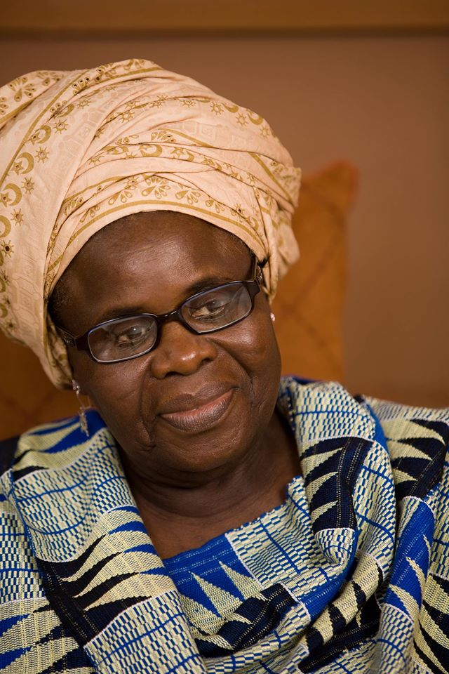 Ama Ata Aidoo: African greatest living  female writer