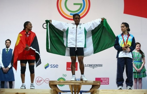 Glasgow 2014 Commonwealth Games: Nigeria wins first gold in Glasgow