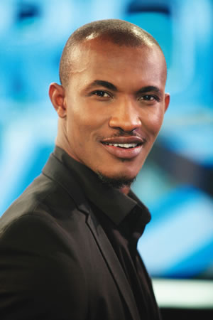 Happy Birthday To Nollywood Actor Gideon Okeke
