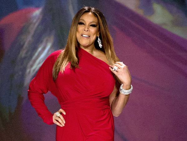 TV talk show Host Wendy Williams is a year older