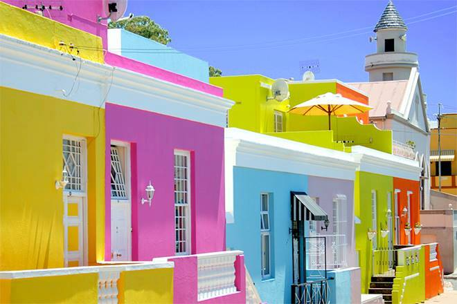 Bo Kaap houses: Most colourful district in Cape Town, South Africa
