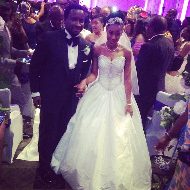 Award-winning Ghanaian gospel musician Sonnie Badu Weds in London today