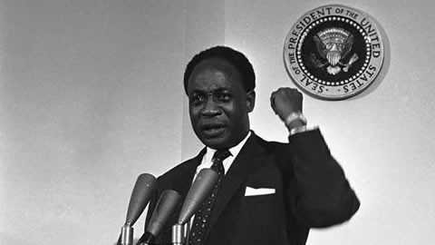 On This day:  February 12, 1951 Nkrumah was released from prison…