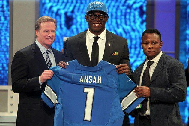 Ziggy Ansah helps homeless man after he was beaten, robbed
