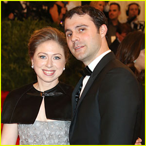 Chelsea Clinton announces birth of daughter Charlotte…