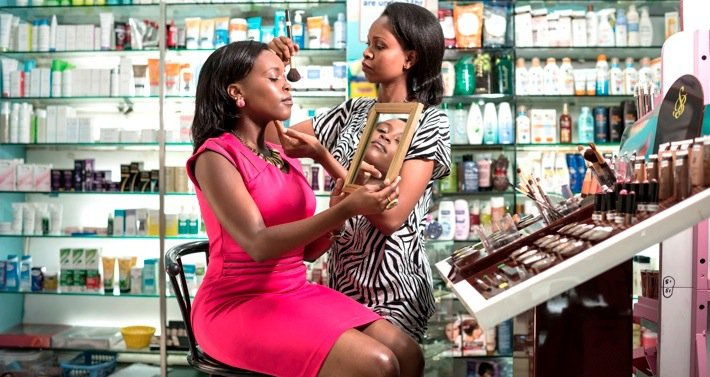East Africa is one of the fastest-growing market for beauty products