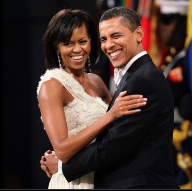 The Obamas are celebrating 22 years of marriage. Happy Anniversary!