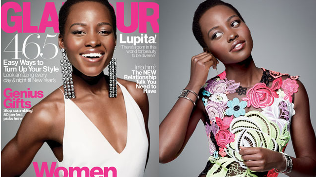Congrats! Lupita Nyong'o is Glamourmag's Woman of the Year,