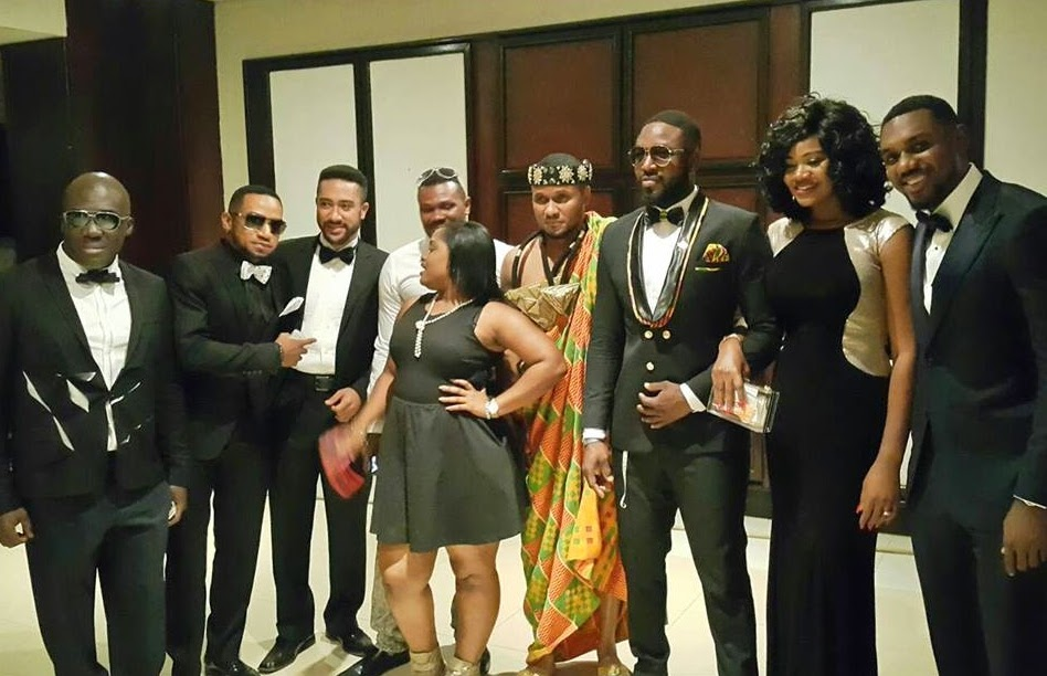 African Celebs: Highlights From The 2014 Ghana Movie Awards