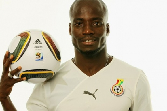 Stephen Appiah has retired from professional football