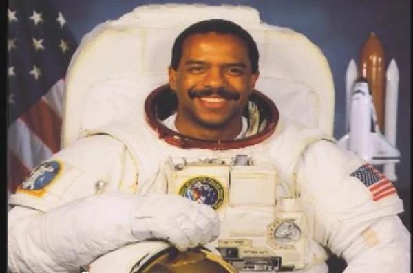 On this day in 1995: Bernard Anthony Harris Jr. became the first African American to walk in space