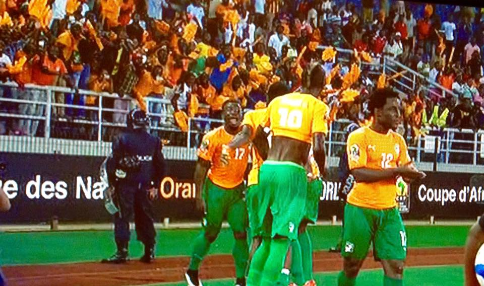 Ivory Coast win the Africa Cup of Nations on penalties
