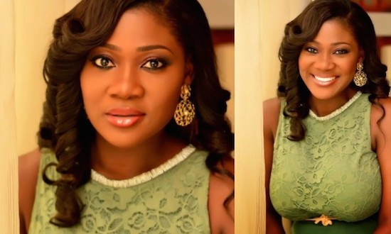 Mercy Johnson Okojie Rocks