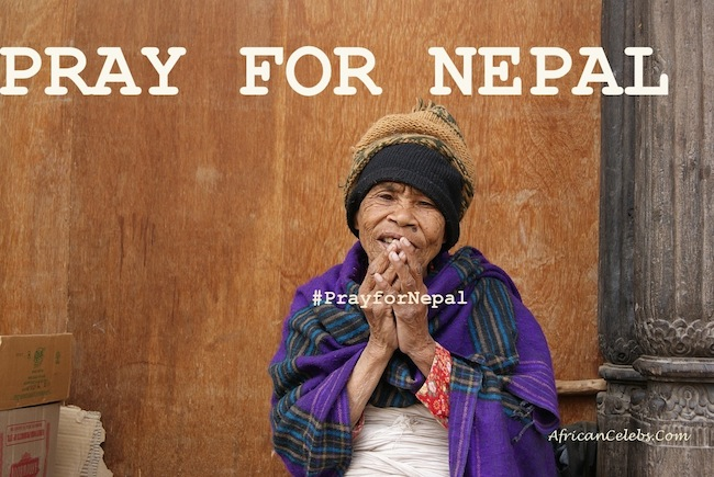 Please Pray For Nepal Sufferers And Victims