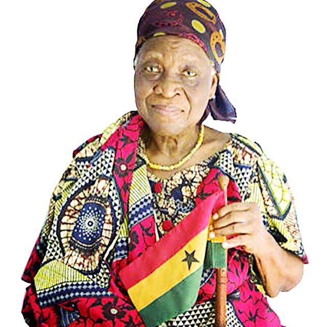 The Woman Who Designed The Ghanaian Flag