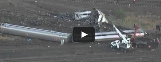 Philadelphia Amtrak train crash: Seven People Feared Dead After…