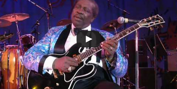 King of the Blues: Blues Legend B.B. King has died at age 89