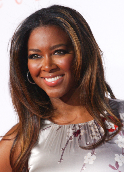 Kenya Moore Breaks Silence On Split from Marc Daly