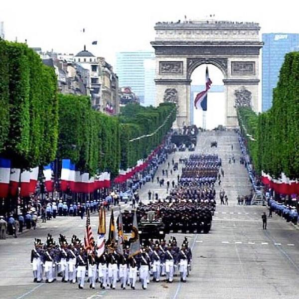 Happy Bastille Day: French Independence Day