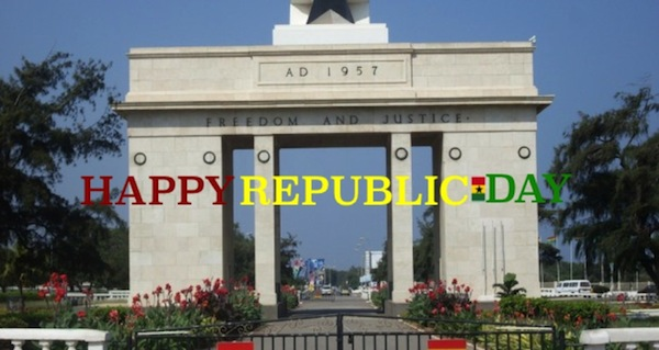 Ghana: Happy Republic Day