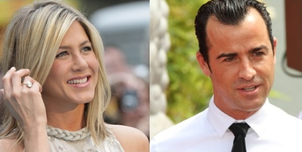 Jennifer Aniston and Justin Theroux are reportedly married