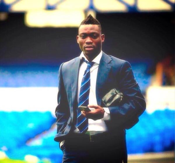Happy Birthday Christian Atsu
