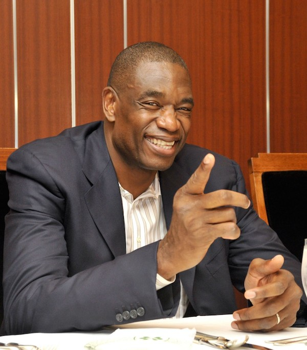Happy Birthday To Dikembe Mutombo