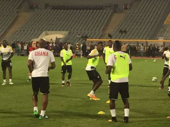 Sports Spotlight: Ghana vs Egypt