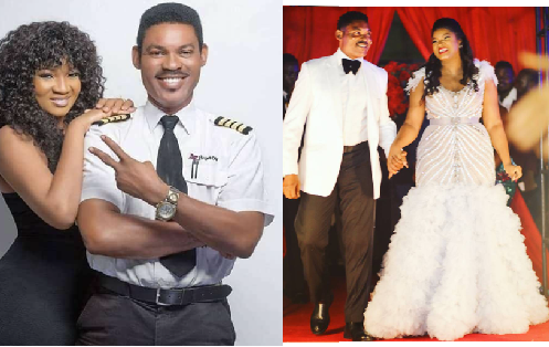 Omotola Jalade Ekeinde & Captain Matthew Ekeinde Celebrating  22nd Wedding Anniversary…