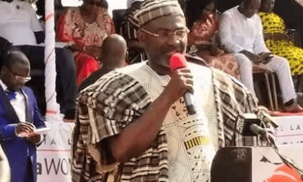 Kennedy Agyapong Enstooled As Chief At Lawra,