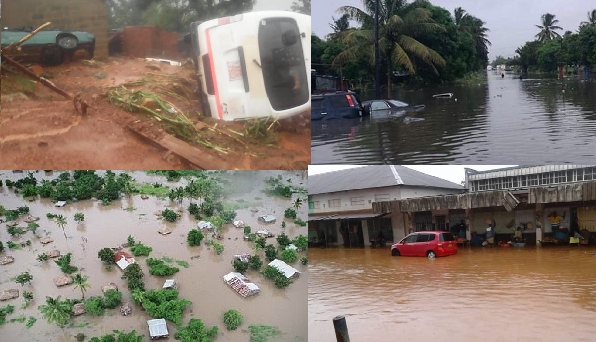 Cyclone Idai hits Mozambique, Malawi, Zimbabwe, killing over 1000