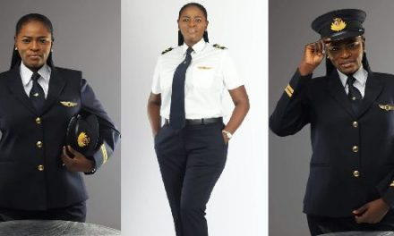 Adeola Ogunmola: The First Nigerian Female Pilot To Work With Qatar Airways