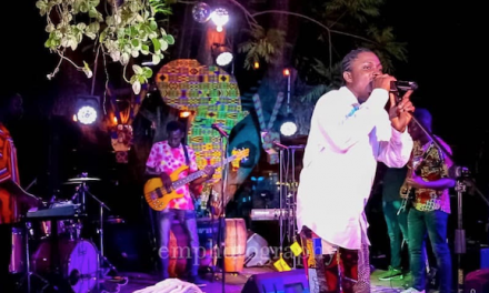 AJ Nelson joined by Okyeame Kwame and others to celebrate Africa Rise album concert