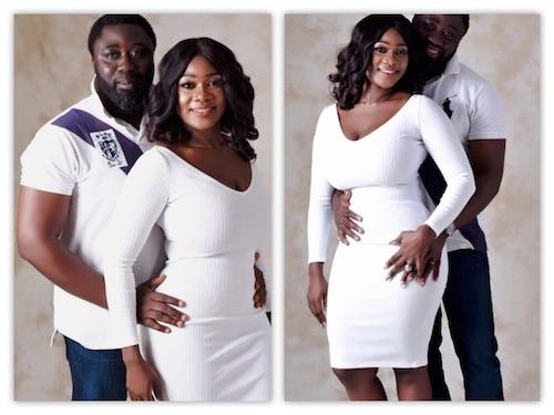 Happy Wedding Anniversary To Mercy Johnson-Okojie And Prince Okojie
