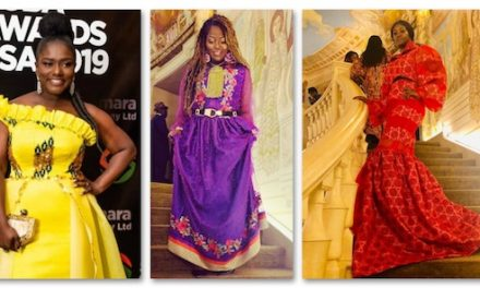 GUBA USA Awards Red Carpet Fashion