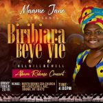Singer Maame Jane To Release Yet Another Gospel Album in New York