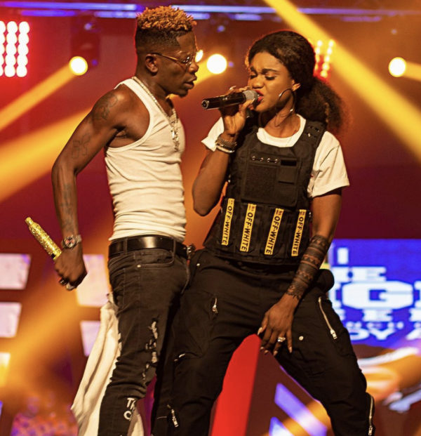 Shatta Wale and Becca Wonder Boy Concert 2019 - Photo Credit: Becca Africa