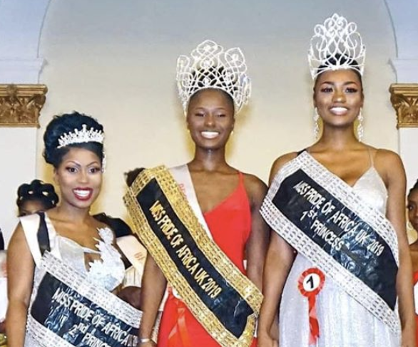 Aminata Dabo Wins Miss Pride Of Africa UK 2019