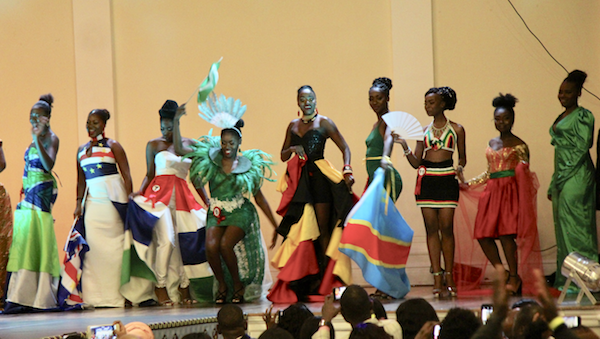 Miss Pride Of Africa UK