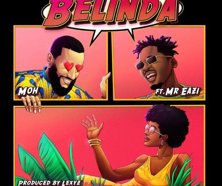 Moh shares his profound love on new song 'Belinda' featuring Mr Eazi